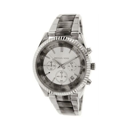 Michael Kors Clarkson Watch - Silver