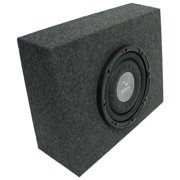 Universal Regular Standard Cab Truck Harmony F104 Single 10 Sub Box Enclosure