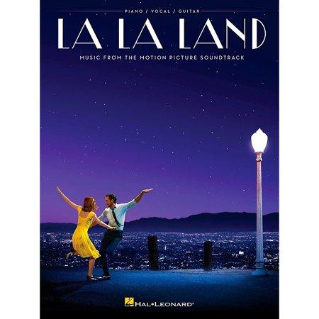 Hal Leonard La La Land  Music from the Motion Picture Soundtrack -Piano/Vocal/Guitar (Halloween Soundtrack Piano)