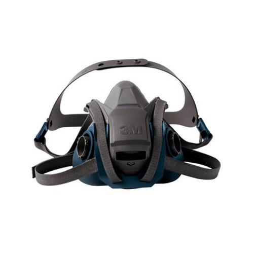 3M 49492 6503QL Quick Latch Half Facepiece Reusable Respirator, Large