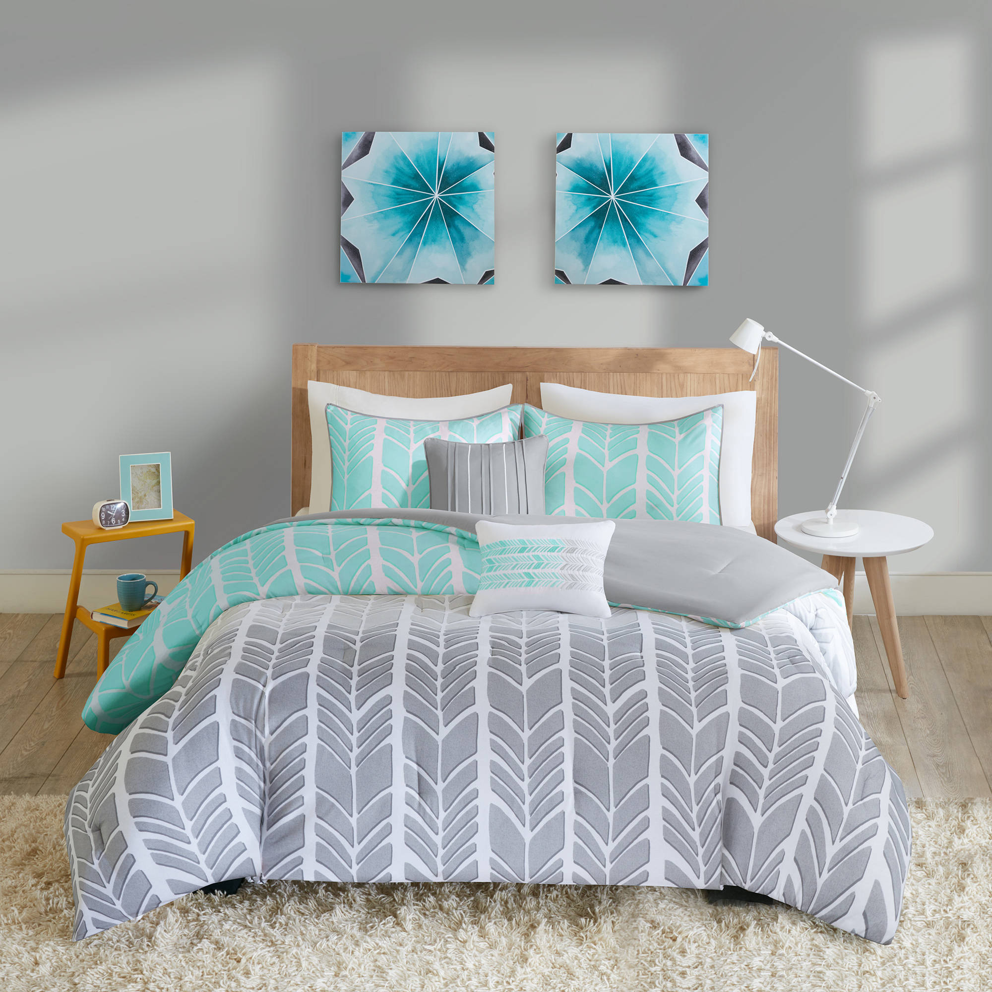 Home Essence Apartment Amanda forter Set Walmart