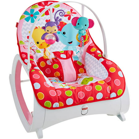 2f1013849 Fisher-Price Infant-To-Toddler Rocker - Walmart.com