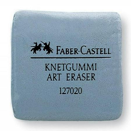 Faber-Castell Kneadable Eraser Gray