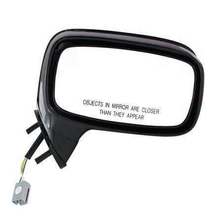 (1987,1988,1989,1990,1991,1992,1993 Ford Mustang Front,Right (Passenger Side) DOOR MIRROR)