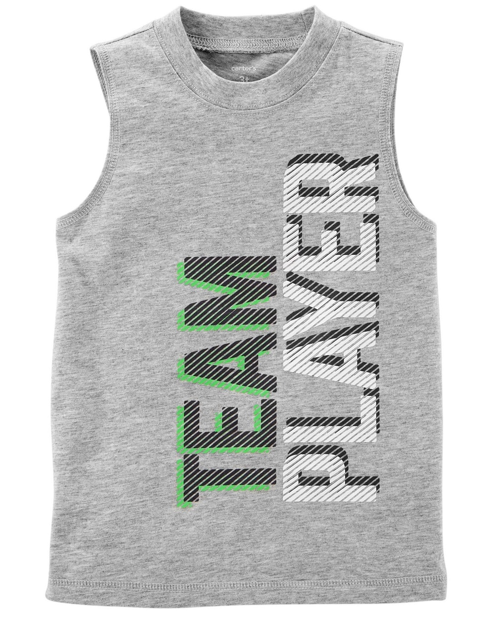 Carter's Little Boys' Tiny & Tough Sports Tank