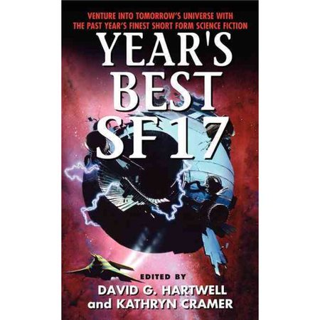 Years Best SF 17 by