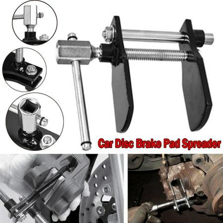 LHCER Auto Car Disc Brake Pad Spreader Separator Piston Auto Caliper Hand Tool,Caliper Tool, Disc Brake Pad Spreader Honda Brake Replacement
