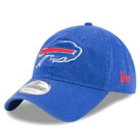 Buffalo Bills New Era Core Classic 9TWENTY Adjustable Hat - Royal - OSFA
