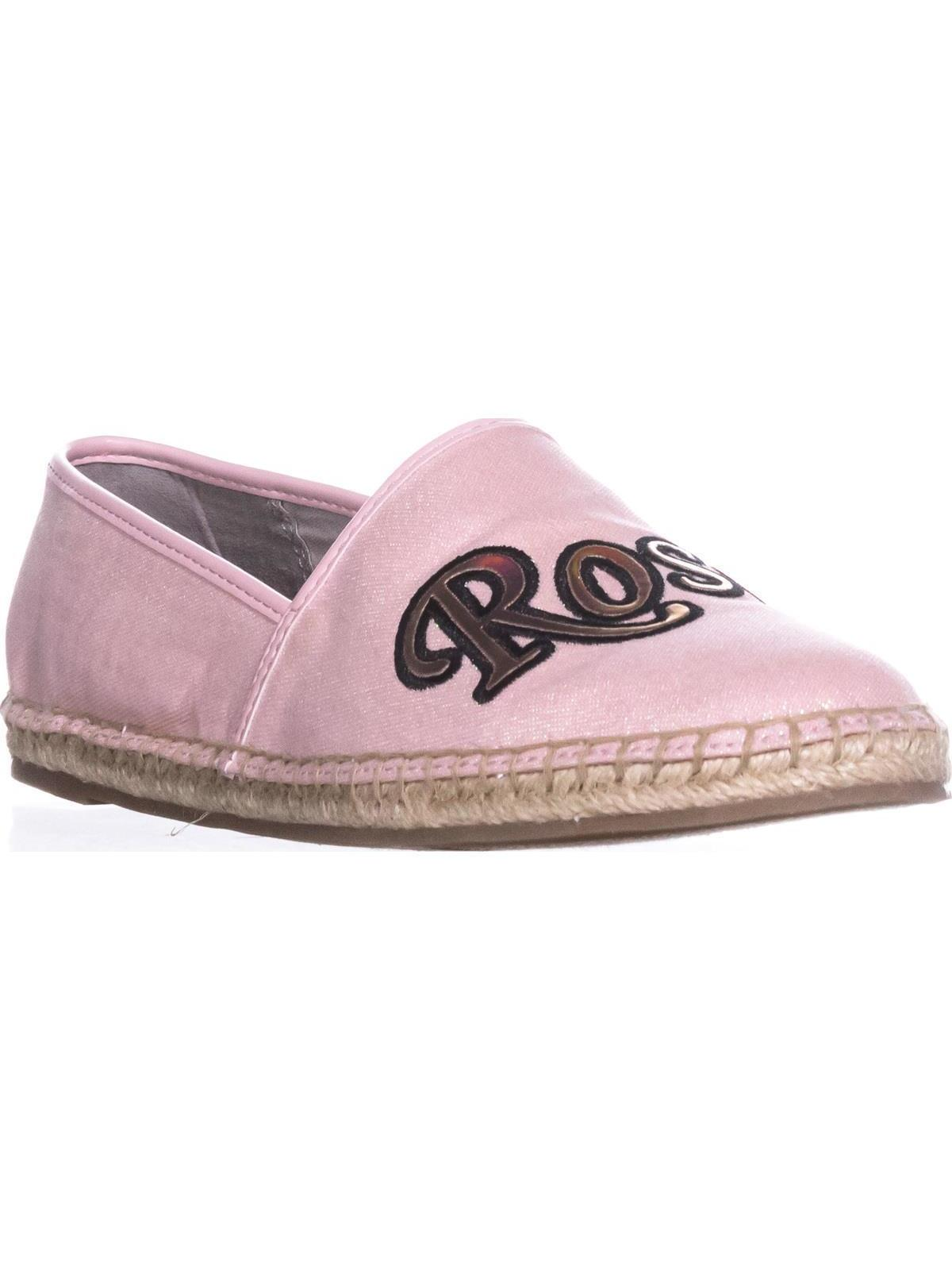 Womens Circus by Sam Edelman Leni8 Espadrille Slip On Flats, Rose All day