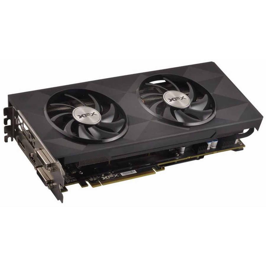 XFX R9-390X-8DF6 Radeon R9 390X Graphic Card - 1.05 GHz Core - 8 GB GDDR5 - PCI Express 3.0