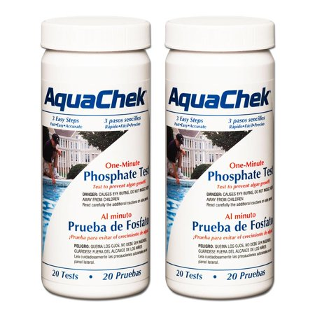 562227-02 Phosphate Test Kit, 2-Pack AquaChek