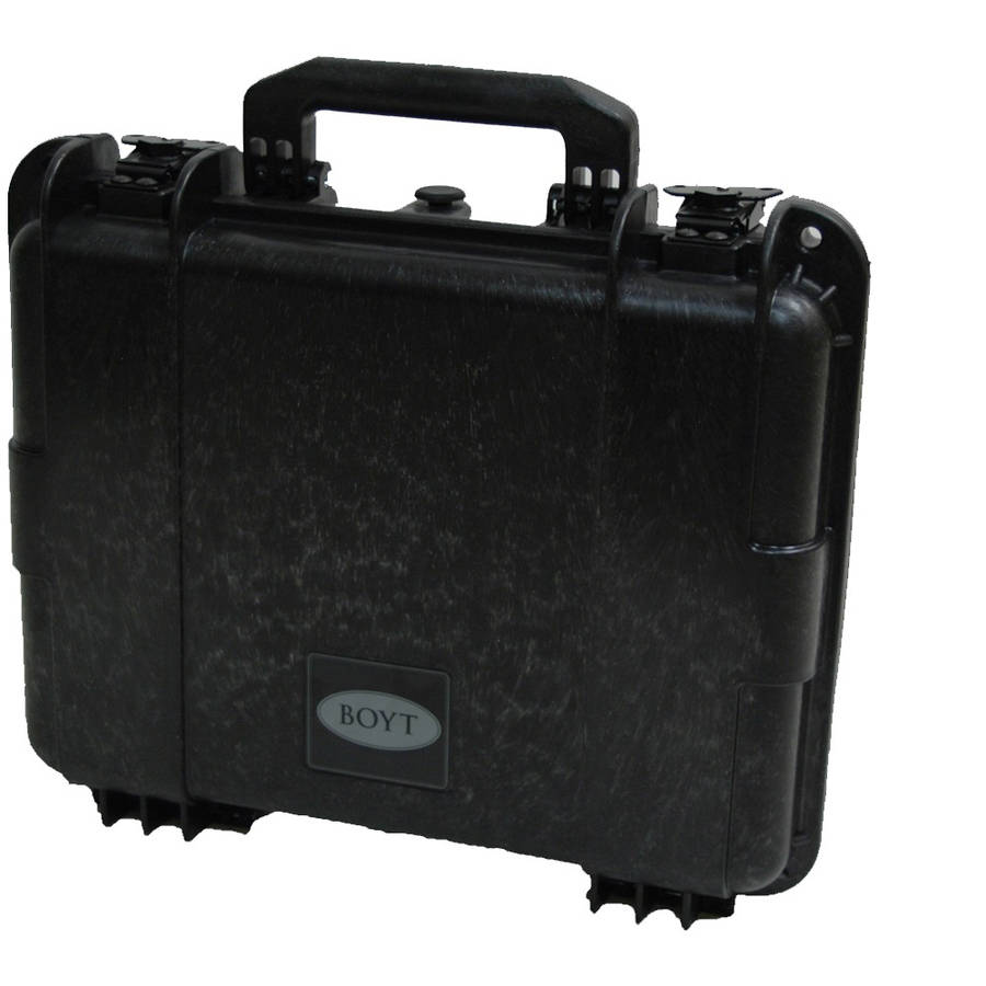 Boyt Harness H15 Handgun Hard Case, Black