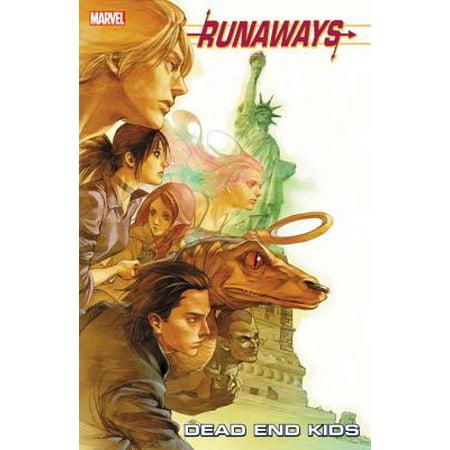 Dead End Connector (Runaways Vol. 8 : Dead End)