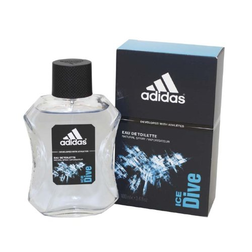 Ice Dive by Adidas 3.4 oz EDT for men