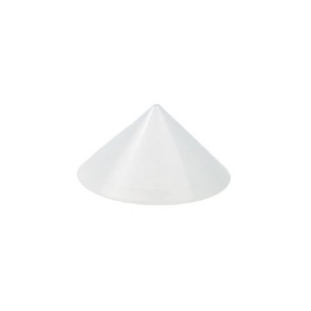 Miller Mfg Poultry Feeder Cover in White