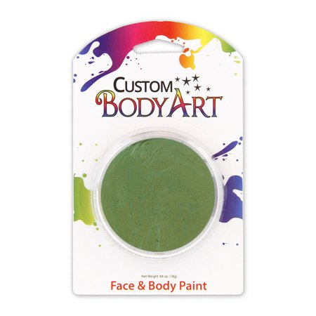 18ml vert PEINTURE VISAGE Maquillage peinture Parties Halloween