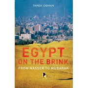 Egypt on the Brink: From Nasser to Mubarak - eBook