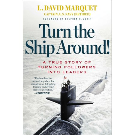 Turn the Ship Around! : A True Story of Turning Followers into Leaders](True Story Of Halloween Christian)