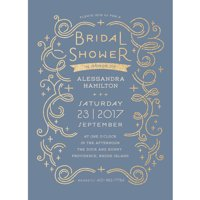 fb555f7658d Product Image Glamorous Bride Standard Bridal Shower Invitation