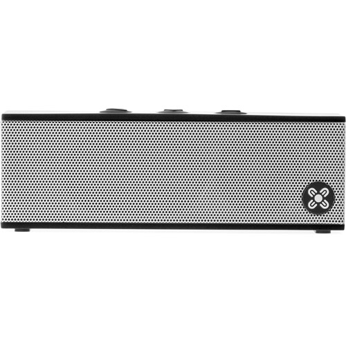 Moki BassBox Portable Bluetooth Speaker with Microphone, Assorted Colors