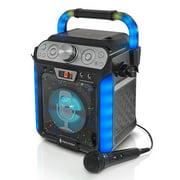 Singing Machine - Groove Cube CDG Karaoke System, Black