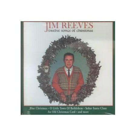 Jim Reeves - 12 Songs of Christmas CD - Walmart.com
