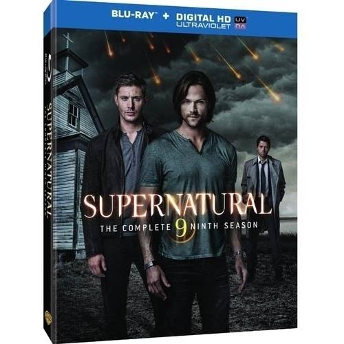 Supernatural: The Complete Ninth Season (Blu-ray   Digital HD) (Widescreen)