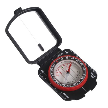 Stansport Multi-Function Compass with Mirrored Cover