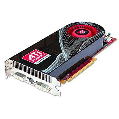firegl 100-505508 v7600 512 mb pcie graphics card