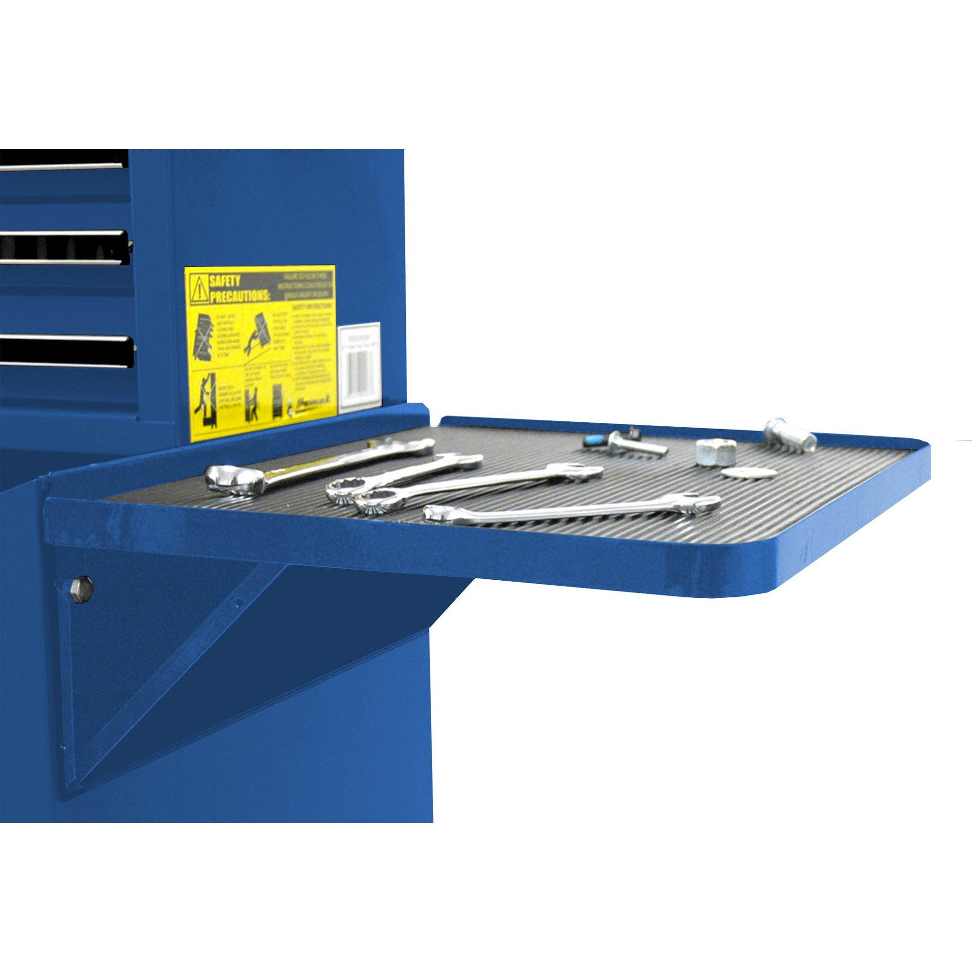 Homak Pro Series Side Folding Shelf
