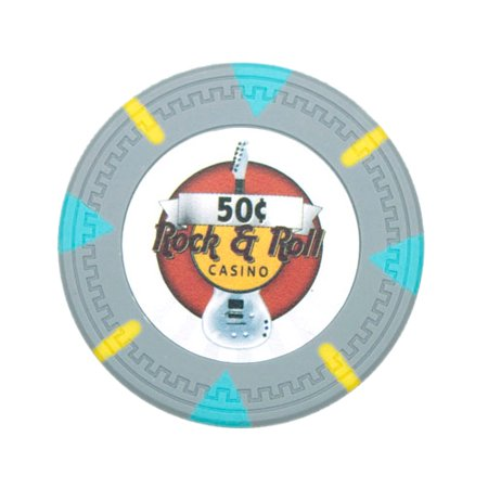- Rock & Roll 13.5 gram - 50c (cents)