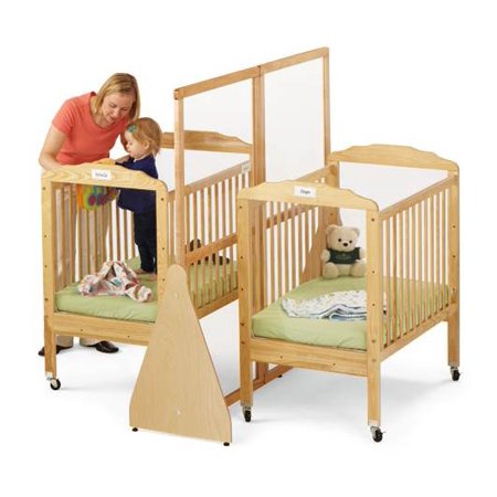 See-Thru Large Crib Divider ()