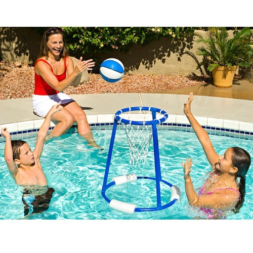 Dunnrite AquaHoop Pool Basketball (Ball Only)