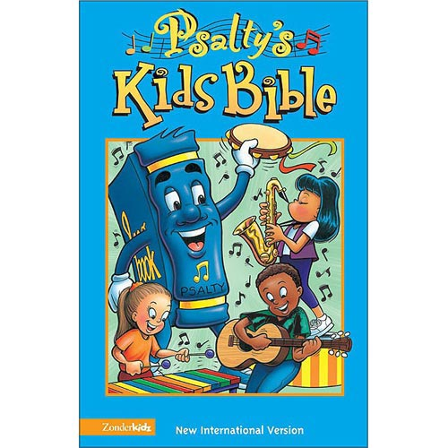 Psalty's Kids Bible New International Version