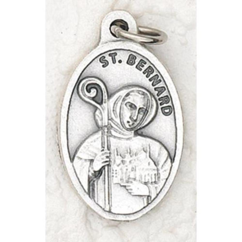 25 St. Bernard Medals
