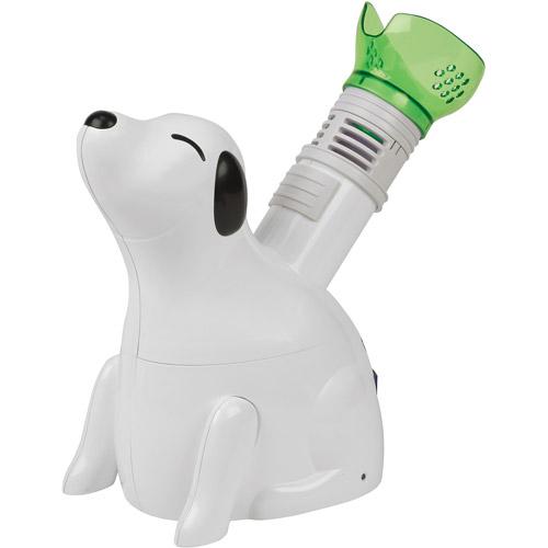HealthSmart Personal Steam Inhaler Vaporizer for Kids and Children, Digger Dog by Healthsmart