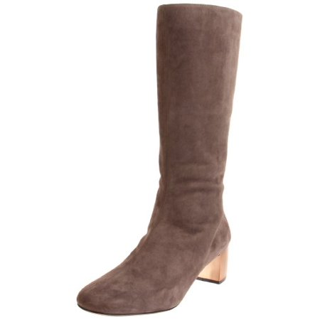Jean-Michel Cazabat Women's Heather Knee-High Boot,Mink,36 EU/6 M US (Jean Michel Cazabat)