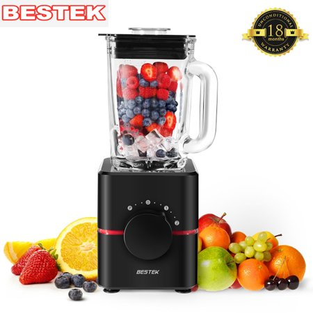 BESTEK Professional 550W Juice Maker Machine Smoothie Blender 2-Speed Function Multi-Functional Juice