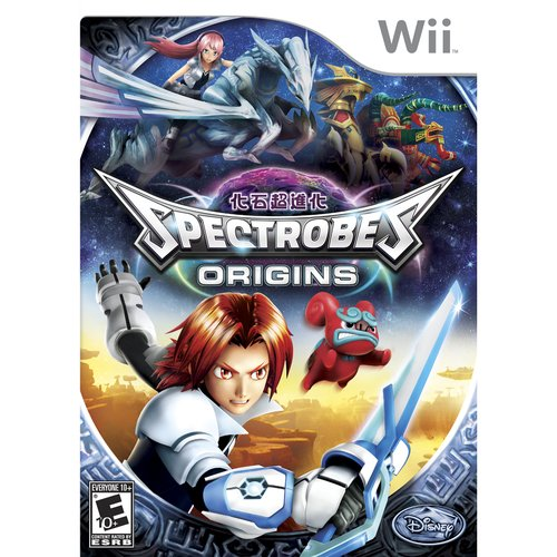Spectrobes: Origins (Wii) - Pre-Owned