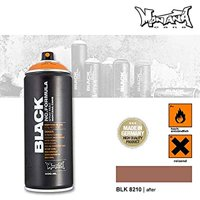Montana Cans - Montana BLACK High-Pressure Cans Spray Color - 400ml Cans - After