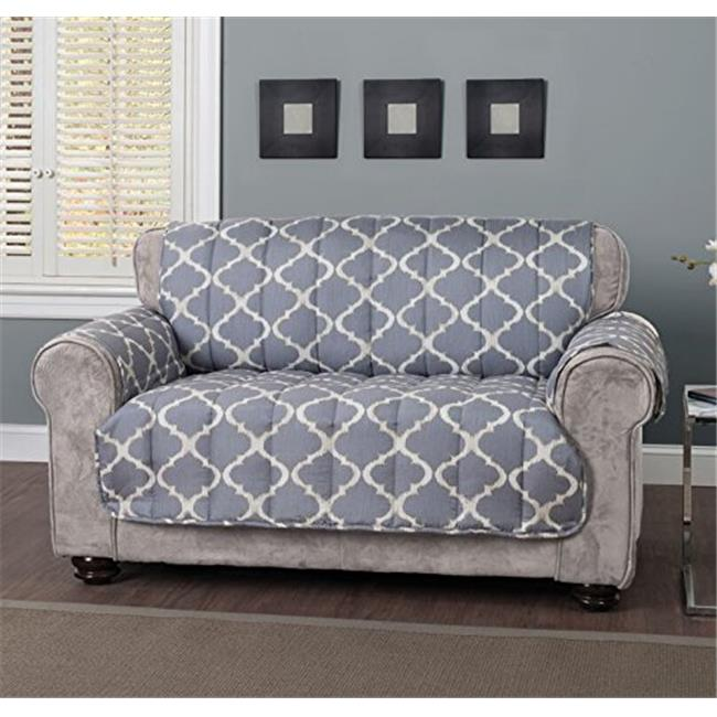 Innovative Textile Solutions 9306LOVE Mirage Loveseat Protector - 75. 5 inch