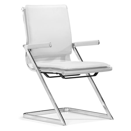 Zuo Modern Set Of 2 Lider Plus Conference Chairs