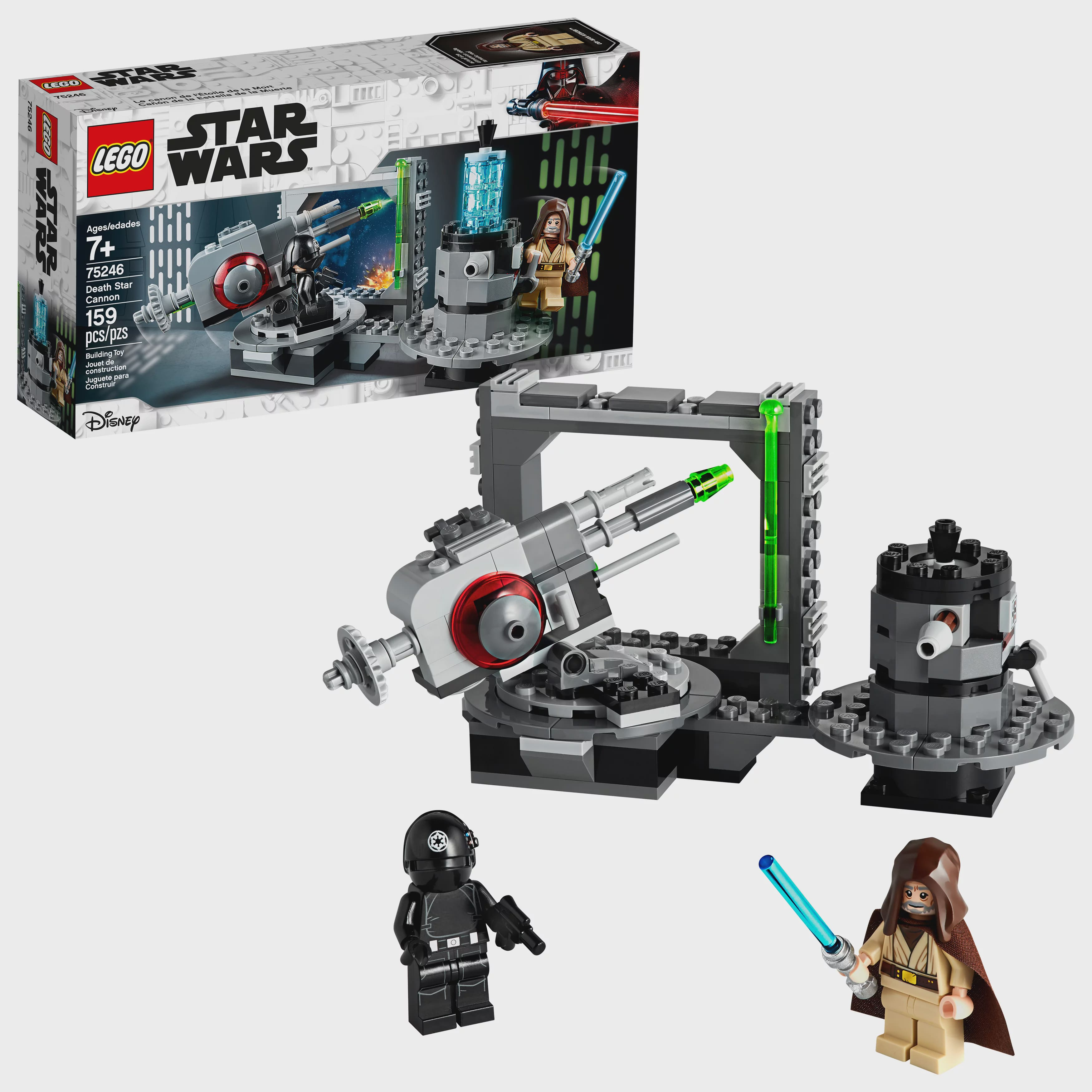 LEGO Star Wars: A New Hope Death Star Cannon 75246 Building Kit