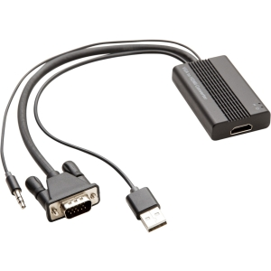 SD-ADA31040 VGA TO HDMI PLUG & PLAY CONVERTER WITH SUP