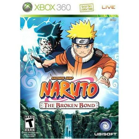 360 Naruto: The Broken Bond