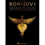 Bon Jovi Greatest Hits: The Ultimate Collection (Paperback)