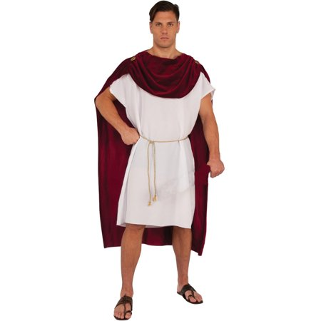 Mens Ancient Greek Mythology Hero Leader Perseus Costume - Greek Costume Men