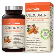 Vitamins & Supplements: NatureWise Curcumin