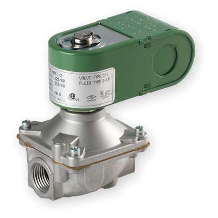 Asco Gas Solenoid Valve - ASCO 1/2