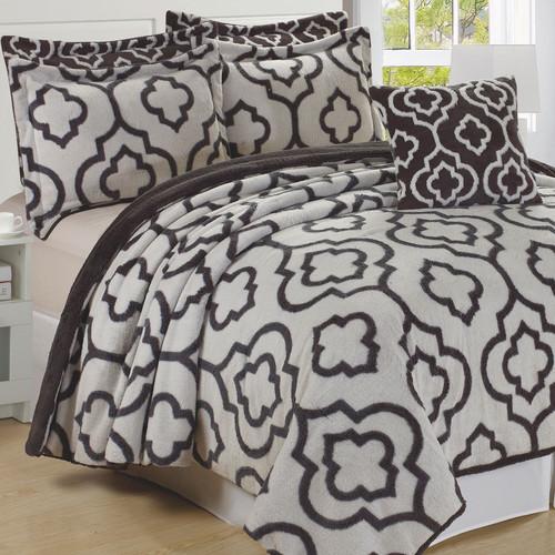 Serenta Jacquard 6 Piece Bedspread Set